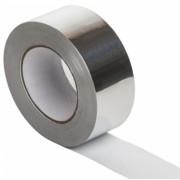 Лента алюминиевая односторонняя склеивающая АЛ-1