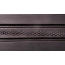Royal Soffit панель  темно-коричневый