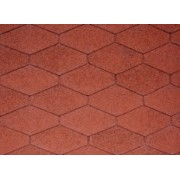 IKO DiamantShield 10 Tile Red