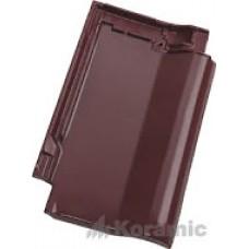 Черепица Koramic Alegra 12  рубиново-красная