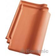 Черепица Koramic E 32 красная натуральная