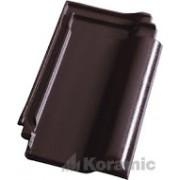 Черепица Koramic E 32 орехово-коричневая
