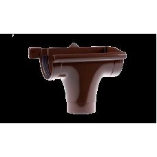 PROFIL Ливнеприемник правый Р коричневый