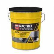 Мастика гидроизоляционная ТехноНИКОЛЬ №24 (МГТН)  10 кг