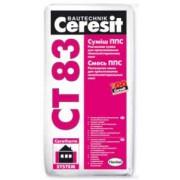 Смесь ППС Ceresit CT 83 PRO для крепления плит из пенополистирола (27кг)