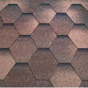 Тегола Черепица Мозаик сосновая кора