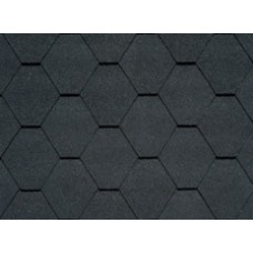 IKO Superglass HEX Black