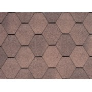 IKO Superglass HEX Dual Brown