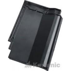 Черепица Koramic Alegra 8 черная благородная