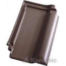 Черепица Koramic E 32 черная историческая