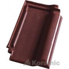 Черепица Koramic E 32 каштановая