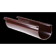 PROFIL Желоб Ø130, дл. 3м  коричневый