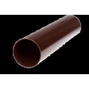 PROFIL Труба водосточная Ø100, дл.3м  коричневый