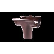 PROFIL Ливнеприемник проходной  коричневый