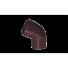 PROFIL Колено Ø100/60º коричневый