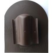 Polivent Аэратор КТВ-вентиль, для битумной черепицы
