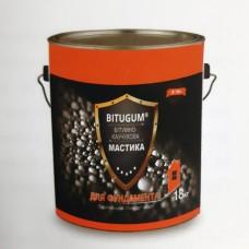 Мастика битумно-каучуковая Bitugum