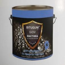 Мастика битумно-эмульсионная Bitugum