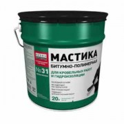 Мастика битумно-полимерная эмульсионная ТехноНИКОЛЬ №31