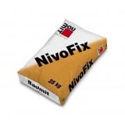 Cмесь для приклеивания утеплителя ППС плит Baumit NivoFix